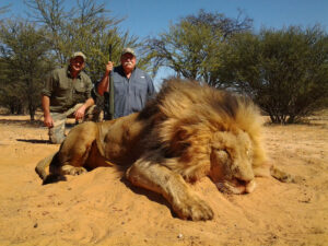Big Five Hunting South Africa
